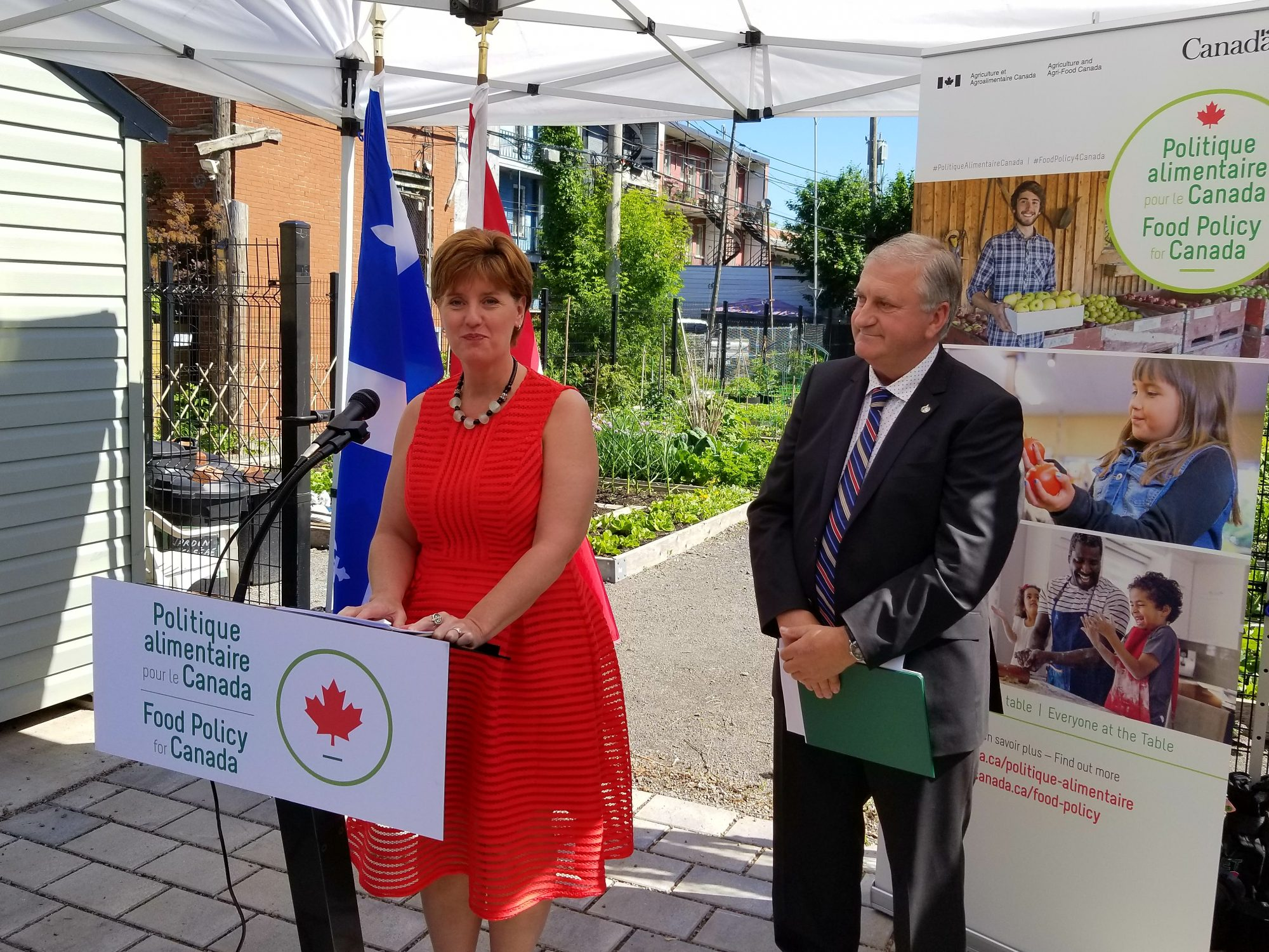 Government of Canada Announces the First-Ever Food Policy for Canada